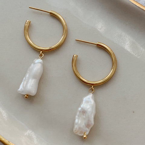 ADORE HOOPS | GOLD (4535195205698)