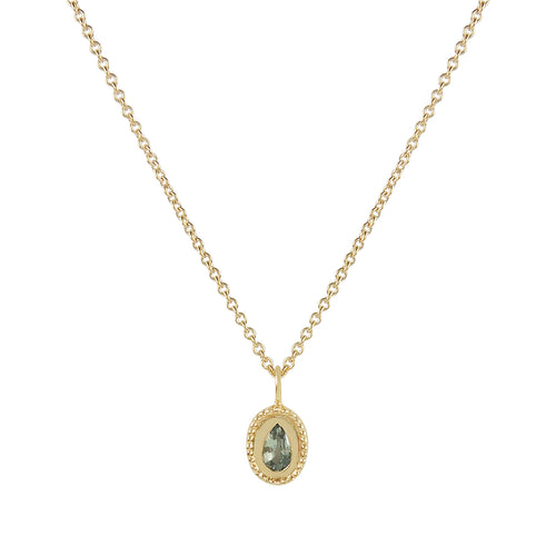 MYLA NECKLACE | GOLD
