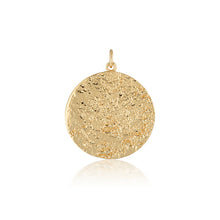 CHERISH DISC CHARM | GOLD (4573430743106)