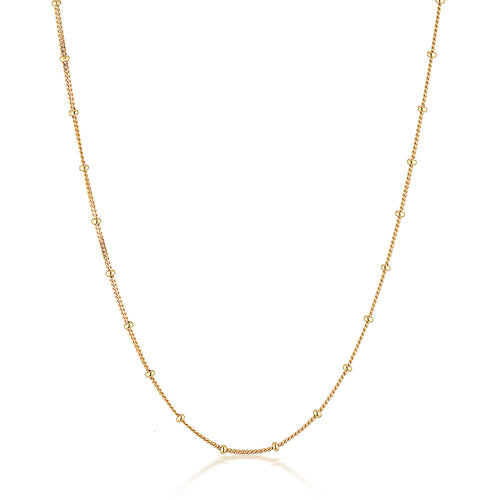 ADORE BOBBLE CHAIN | GOLD (4573437853762)
