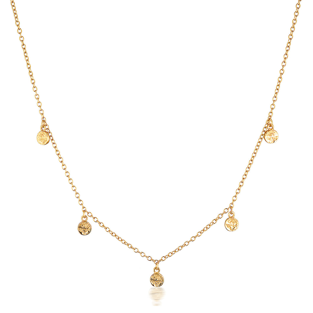 LIBERTY NECKLACE | GOLD (4535199203394)