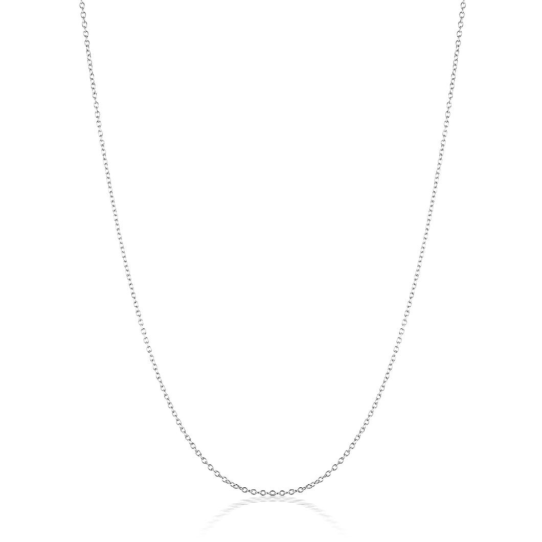 CHERISH CABLE CHAIN | SILVER (4573440475202)