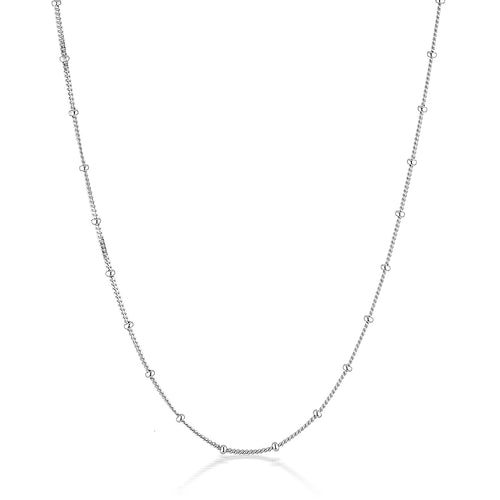 ADORE BOBBLE CHAIN | SILVER (4573439590466)