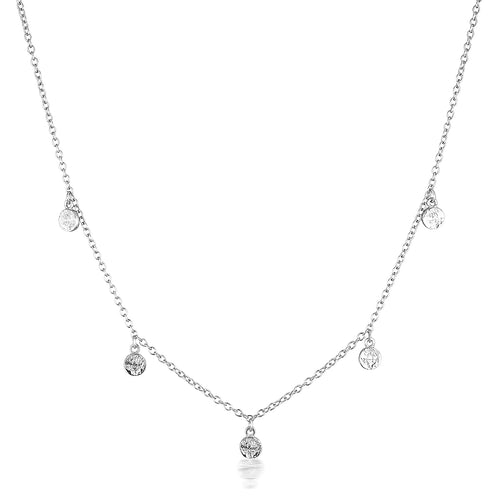 LIBERTY NECKLACE | SILVER (4535201857602)