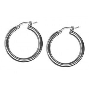 BLISS HOOPS 3.20 | SILVER