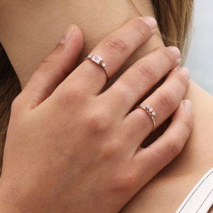 SKY RING | ROSE GOLD (11254859662)