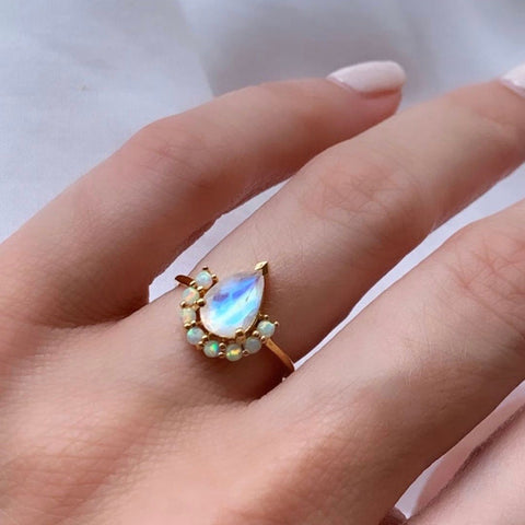 BALLERINA RING | GOLD