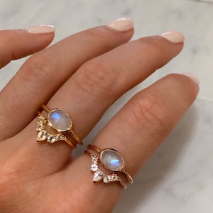 AURA RING | ROSE GOLD (532774486082)