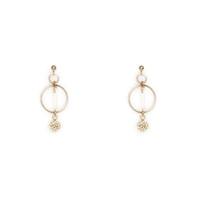 ROSY EARRINGS | GOLD