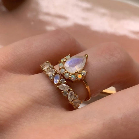 WOODLAND DREAM RING | GOLD (1976527781954)
