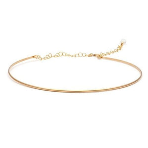 MINI SYD CHOKER | GOLD