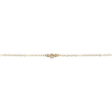 TINY DROP BRACELET | GOLD