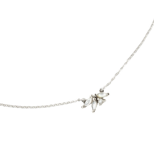 ANAIS NECKLACE | SILVER