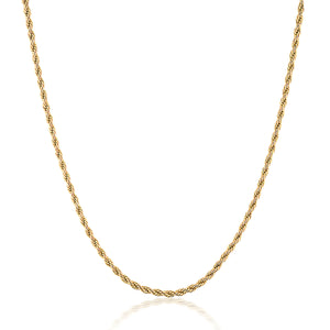BOND NECKLACE | GOLD (4724390494274)