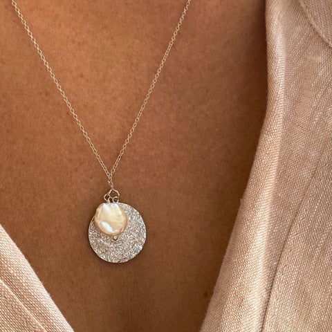 CHERISH NECKLACE | SILVER (4535207952450)
