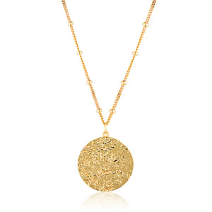 DIVINE NECKLACE | GOLD (4669881516098)