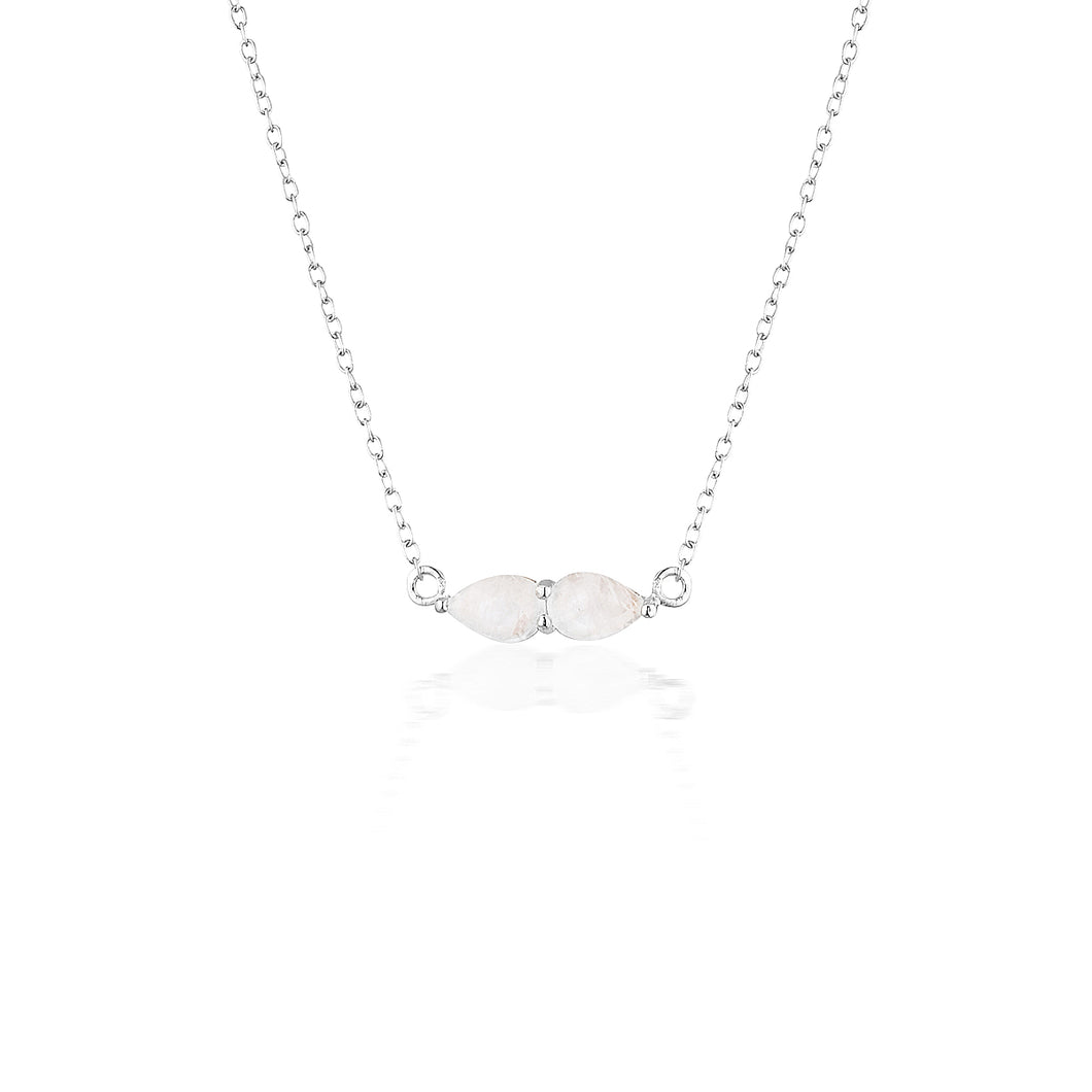 LUCINE NECKLACE | SILVER