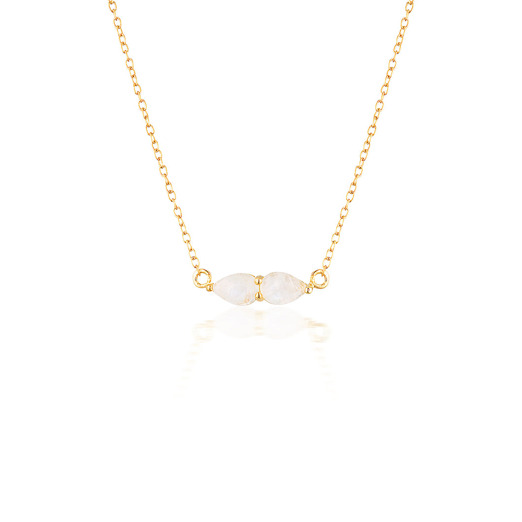 LUCINE NECKLACE | GOLD