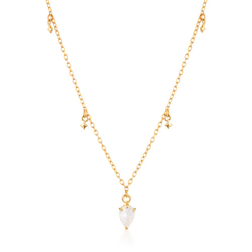 LYRA NECKLACE | GOLD
