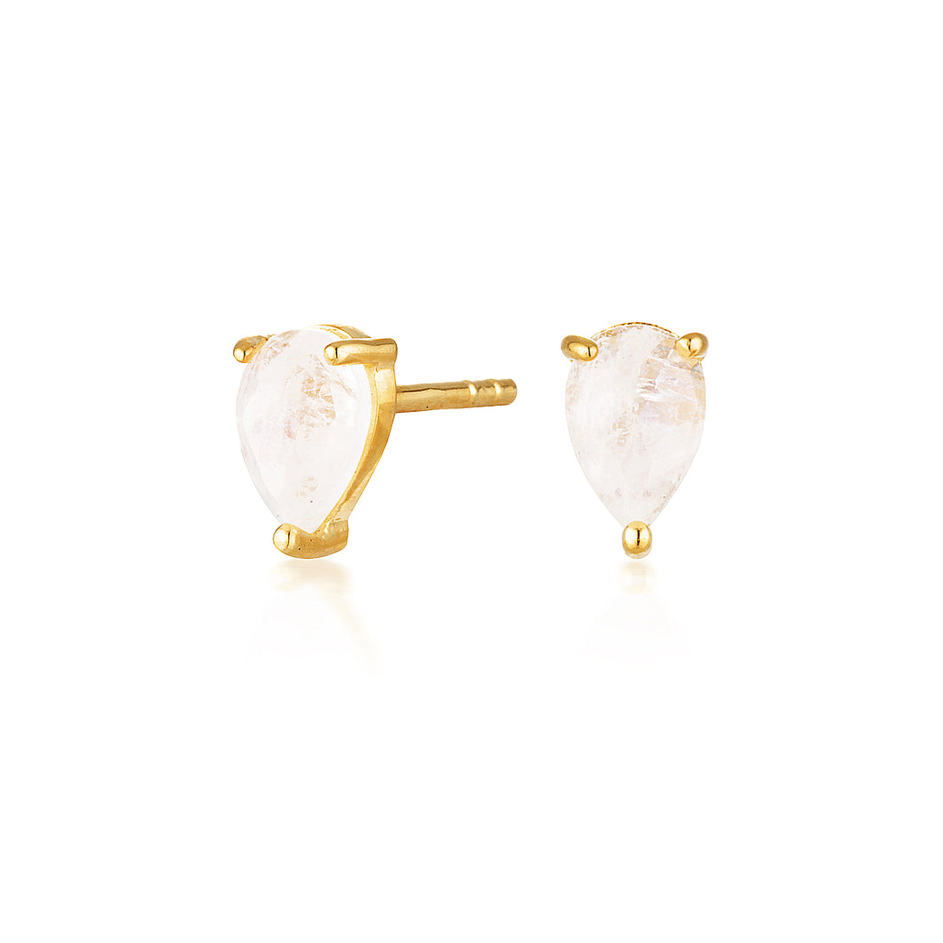 QUILA STUDS | GOLD (1750585770050)