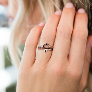 MINOR RING | ROSE GOLD