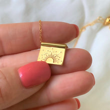 GLOW NECKLACE | GOLD
