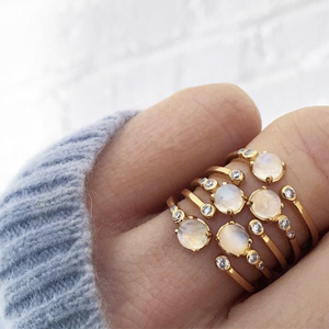 ALLURE RING | GOLD (9751375118)