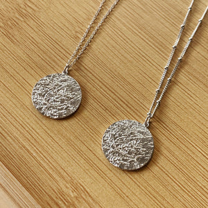 DIVINE NECKLACE | SILVER (4669885546562)