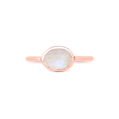 AURA RING | ROSE GOLD