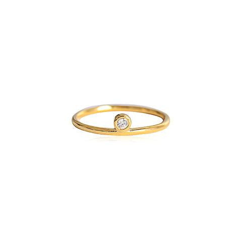 MINOR RING | GOLD