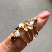 MOONSTONE OPAL RING | GOLD (10910360206)