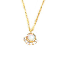 PARISIAN SUNSET NECKLACE | GOLD (1589120270402)