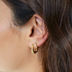 POLLY HOOPS | GOLD (6566138544194)