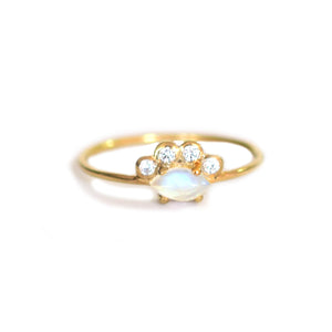 LOTUS RING | GOLD