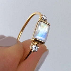 SKY RING | GOLD