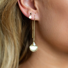 ULA THREAD EARRINGS | GOLD (1763248078914)