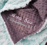 Custom Bible Verse Blanket