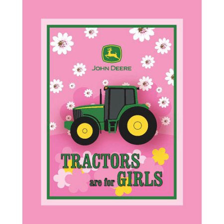 Custom 55x45 Fleece Tractor Blanket With Embroidery