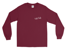 Rooted Long Sleeve // Cardinal