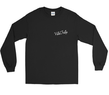 Rooted Long Sleeve // Black