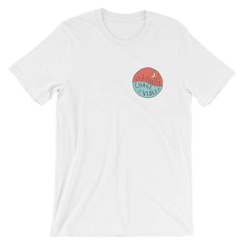 Chase Vibes T // White