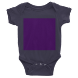 Short sleeve Square onesie