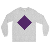 Long Sleeve Diamond Tee