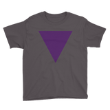 Youth Short Sleeve Triangle Tee