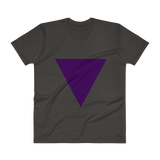 V-Neck Triangle Tee