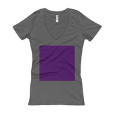 Women's V-Neck Square Tee