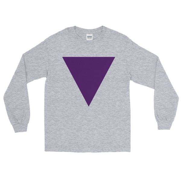 Long Sleeve Triangle Tee