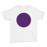 Youth Short Sleeve Circle Tee