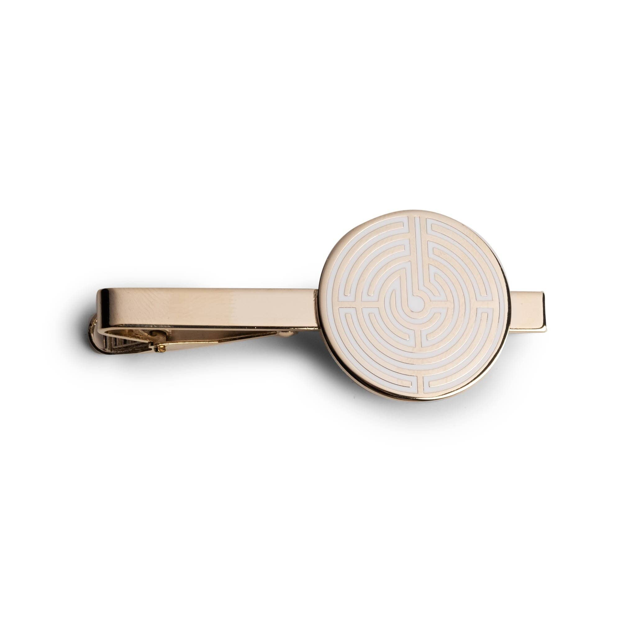 Grace Hopper / Nanosecond Tie Bar