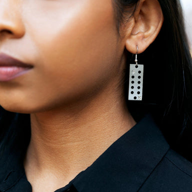 Ada Lovelace / Punchcard Earrings